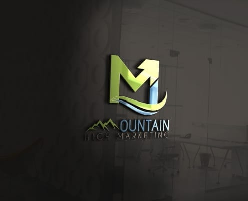 custom logo making for marketing brand