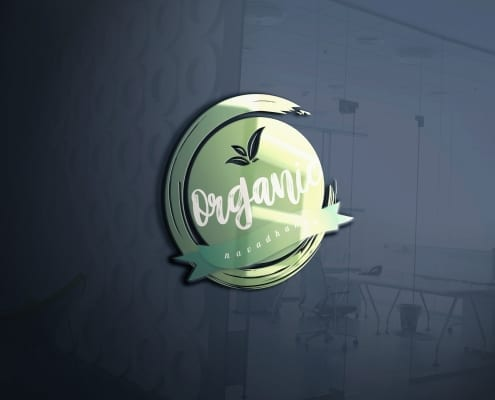 Agricultural Brand Logo Design
