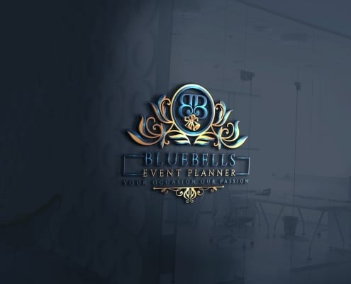 Event Management Brand Logo Design