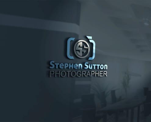 custom logo making for Photographer
