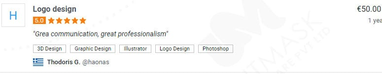 freelancer logo maker review