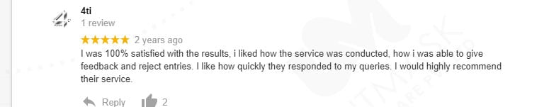 logo designer work reviews
