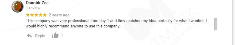 logo maker work reviews
